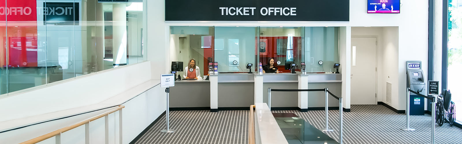 Civic Center Ticket Office