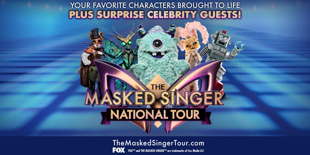 The Masked Singer is going on tour