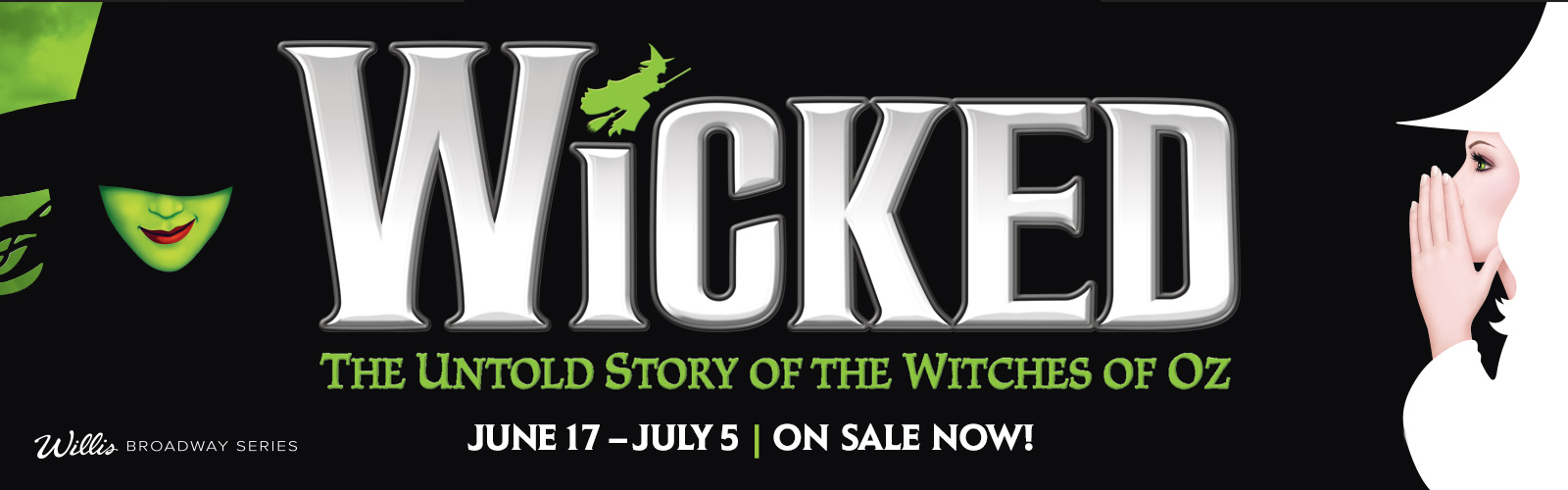 Wicked On Sale Now
