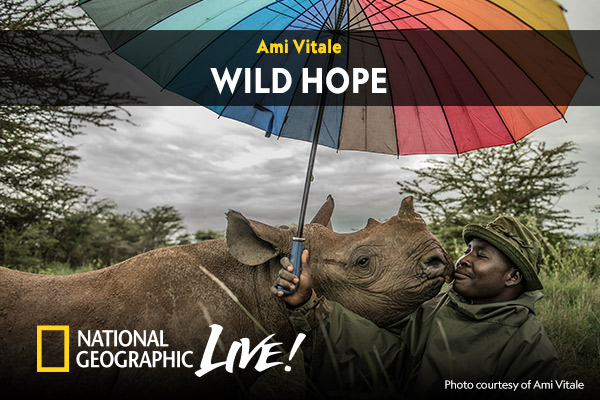 Ami Vitale National Geographic Live