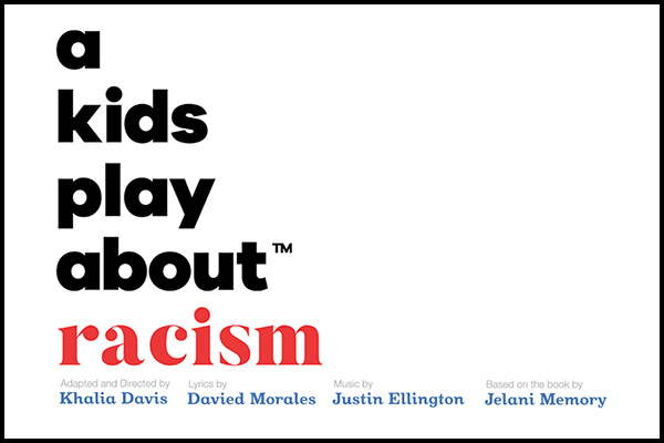 A Kids Play About Racism Logo