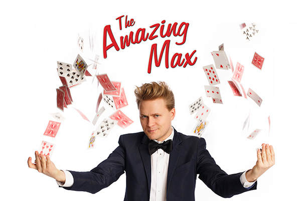The Amazing Max Session 2
