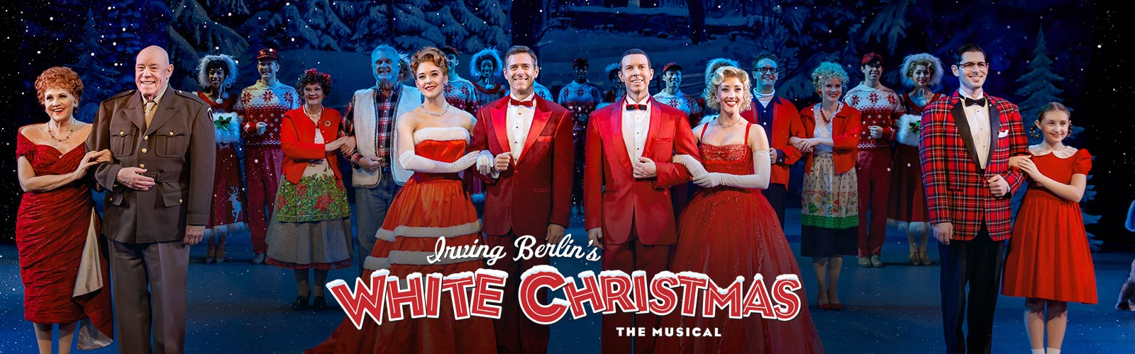 White Christmas Musical.Irving Berlin S White Christmas Des Moines Performing Arts